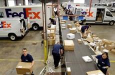 Mỹ: Công ty chuyển phát FedEx cắt quan hệ với Amazon