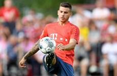 Lucas Hernandez bắt đầu tập luyện trở lại sau chấn thương