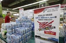 Nhật Bản sẽ lần đầu cấp giấy phép xuất khẩu hóa chất sang Hàn Quốc
