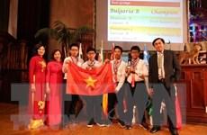 """Việt Nam """"thắng lớn"""" tại cuộc thi Toán học trẻ quốc tế IMC 2019"""