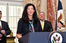 Quan chức ngoại giao Mỹ hàng đầu về khu vực Mỹ Latinh xin từ chức