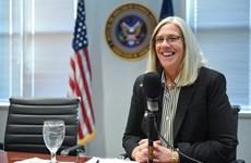 Phó Giám đốc Tình báo quốc gia Mỹ Sue Gordon xin từ chức