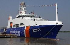[Video] Tàu cảnh sát biển 8001 cấp cứu ngư dân gặp tai nạn
