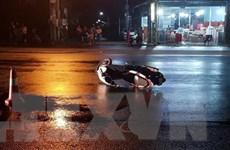 TP.HCM: Tông xe trộn bê tông, 2 thanh niên tử vong tại chỗ