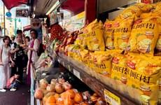 Căng thẳng thương mại Hàn-Nhật không ảnh hưởng đến xuất khẩu nông sản