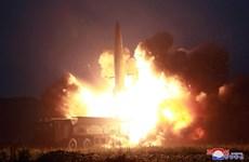 Triều Tiên tiếp tục phóng các vật thể chưa xác định
