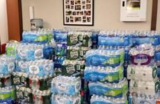 Mỹ: Bê bối nước nhiễm chì nghiêm trọng tại thành phố Newark