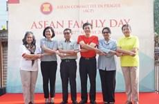 Đại sứ quán Việt Nam tổ chức Ngày Gia đình ASEAN 2019 tại CH Séc