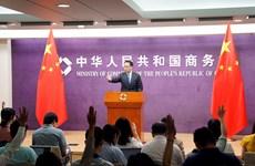 Mỹ, Trung Quốc thảo luận để nối lại đàm phán thương mại song phương
