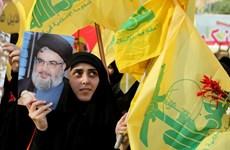 Mỹ trừng phạt ngân hàng Liban có liên hệ với Hezbollah