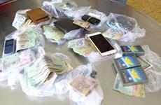 Tây Ninh: Triệt phá tụ điểm tổ chức đánh bạc quy mô lớn