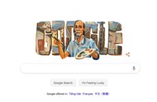 Clip công cụ tìm kiếm Google vinh danh cố họa sỹ Bùi Xuân Phái