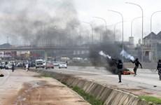 Nam Phi đóng cửa các phái bộ ngoại giao ở Nigeria vì lý do an ninh