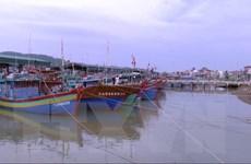Nghệ An: Bỏ lệnh cấm biển, cho phép các loại tàu thuyền ra khơi