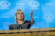 Nga phản đối Mỹ mở văn phòng về các vấn đề Venezuela tại Colombia