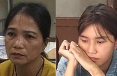 Công an Đà Nẵng bắt giữ hai mẹ con cùng buôn ma túy