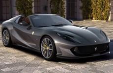 """Ferrari ra mắt """"siêu phẩm"""" 812 GTS Spider nhân dịp sinh nhật thứ 90"""
