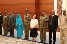 Sudan: Chính phủ đầu tiên thời hậu al-Bashir tuyên thệ nhậm chức