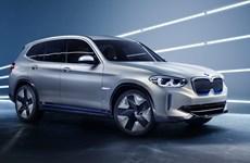 BMW dự định sản xuất mẫu xe điện iX3 tại Trung Quốc vào mùa Thu 2020