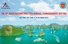 Tổng cục Hải quan tổ chức Hội nghị Tổng cục trưởng Hải quan ASEM