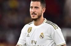 Eden Hazard ra sân trận đầu tiên cho Real Madrid tại La Liga