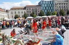 Đậm tình hữu nghị trong Ngày Văn hóa Việt Nam tại Cộng hoà Séc