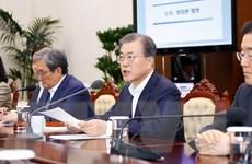 Hàn Quốc cam kết ủng hộ hoàn toàn đối thoại giữa Triều Tiên và Mỹ