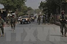 Afghanistan liên tiếp hứng chịu các vụ nổ trước thềm bầu cử tổng thống