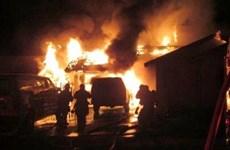 Hỏa hoạn tại trường học ở Liberia, hàng chục trẻ em thiệt mạng