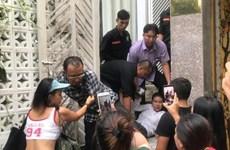Vụ Phó Chánh án bắt trẻ em: Trục xuất 'người lạ' khỏi ngôi nhà