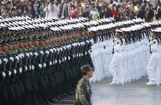 Trung Quốc tổ chức lễ duyệt binh lớn mừng 70 năm Quốc khánh