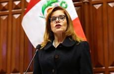 Phó Tổng thống Peru từ chức trong bối cảnh khủng hoảng chính trị