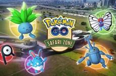 """Hàng chục nghìn người tham gia sự kiện """"săn"""" Pokemon tại Đài Loan"""