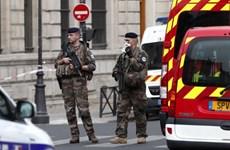 Pháp: 4 cảnh sát thiệt mạng trong vụ tấn công bằng dao tại Paris