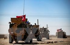 Thổ Nhĩ Kỳ dọa ngừng hợp tác với Mỹ trong vấn đề 'vùng an toàn' Syria