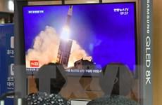 Mỹ, Nhật Bản hối thúc Triều Tiên ngừng thử tên lửa