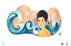 Xuân Quỳnh trở thành nữ danh nhân Việt đầu tiên được Google vinh danh