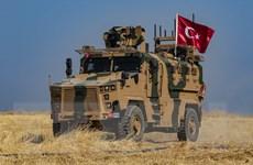 Mỹ tuyên bố không can dự vào chiến dịch quân sự của Thổ Nhĩ Kỳ ở Syria