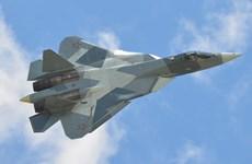 Nhiều quốc gia hứng thú với máy bay chiến đấu Su-57 của Nga
