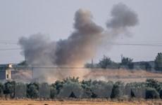 Thổ Nhĩ Kỳ nỗ lực đánh chiếm thị trấn biên giới Ras al-Ain của Syria