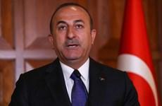 Thổ Nhĩ Kỳ đặt ra giới hạn cho chiến dịch tại Syria