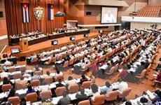 Quốc hội Cuba bầu chọn các chức danh lãnh đạo quan trọng