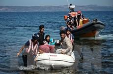 Hy Lạp đề nghị NATO tăng cường tàu tuần tra người di cư