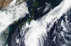 Bão Hagibis gây thiệt hại lớn khi đi vào bờ biển Nhật Bản