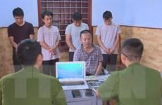 Đắk Lắk: Tạm giữ hình sự 5 đối tượng đánh bạc hàng tỷ đồng