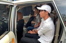 Bình Dương: Bắt nhóm đối tượng gây rối trật tự tại thị xã Dĩ An