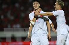 HLV Park Hang-seo hài lòng với chiến thắng của đội tuyển Việt Nam