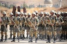 EU lên án hành động quân sự của Thổ Nhĩ Kỳ ở Đông Bắc Syria