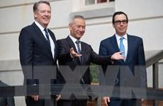 Mỹ-Trung Quốc xúc tiến soạn thảo văn bản thỏa thuận giai đoạn một