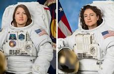 Những bước đi ngoài không gian đầu tiên của các nữ phi hành gia